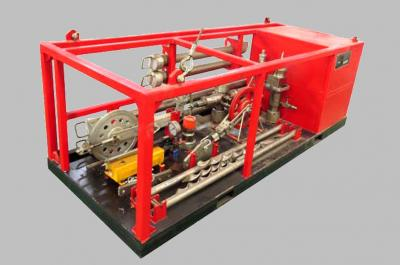 Lightweight Wellhead Slickline PCE